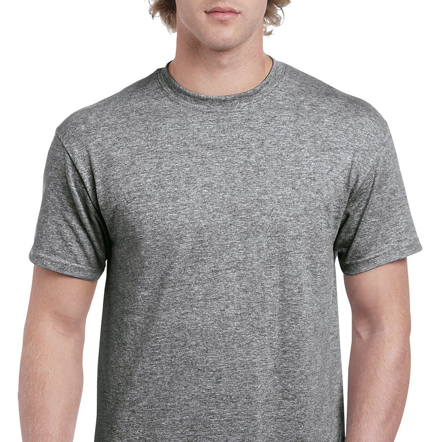 Product image of Graphite Heather Gildan H000 - Adult Hammer T-Shirt