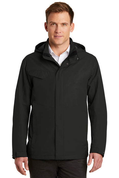 Port Authority ® Collective Outer Shell Jacket. J900 (Deep Black)