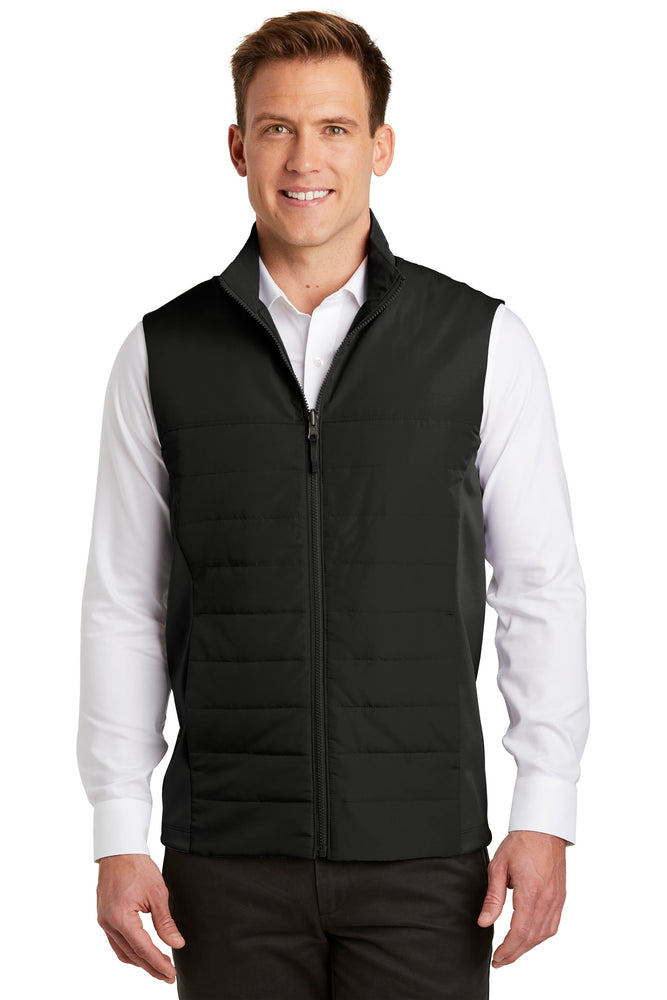 Port Authority ® Collective Insulated Vest. J903 (Deep Black)