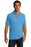 Port & Company® Tall Core Blend Jersey Knit Polo. KP55T (Aquatic Blue)