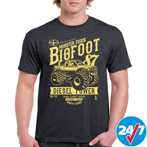 Big Foot Graphic Tee