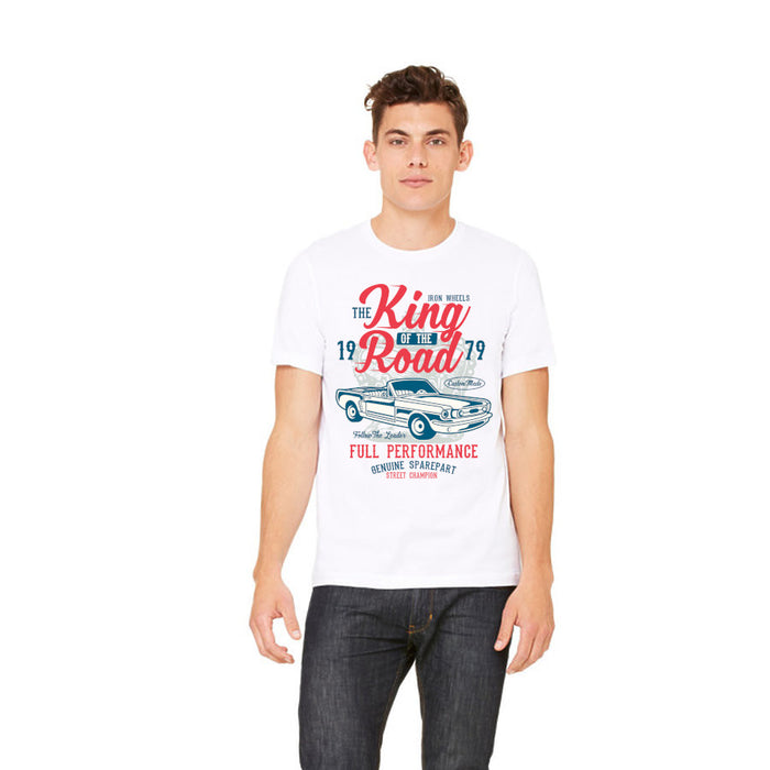 King of the Road Graphic Tee