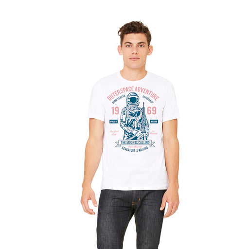 Outerspace Adventure Graphic Tee
