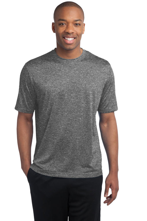 Sport-Tek® Tall Heather Contender™ Tee. TST360 (Vintage Heather)