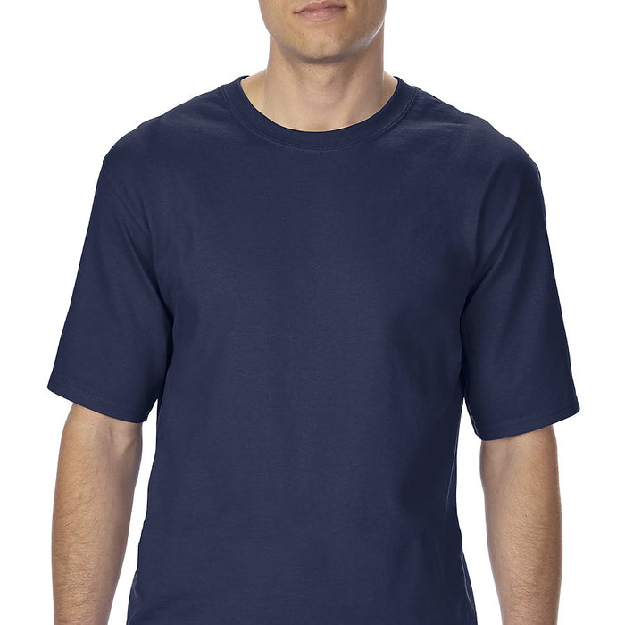 Product image of Navy Gildan 2000T - Ultra Cotton Tall T-Shirt
