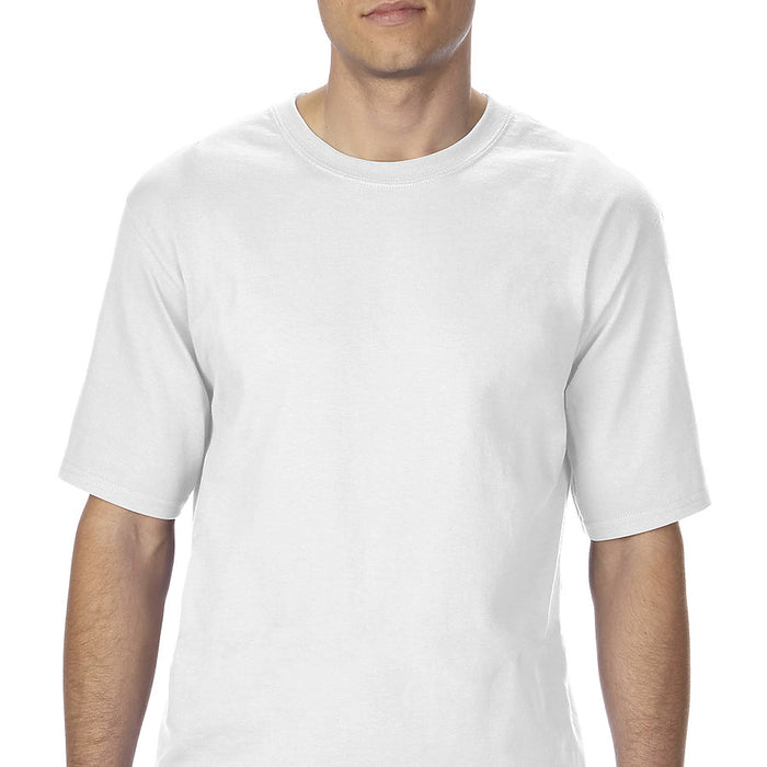 Product image of White Gildan 2000T - Ultra Cotton Tall T-Shirt