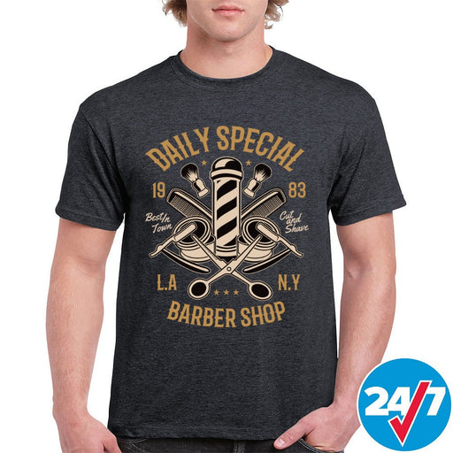 Barber Special Graphic Tee