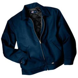 Product image of Dark Navy Dickies Occupational TJ15 - Classic Insulated Eisenhower Jacket