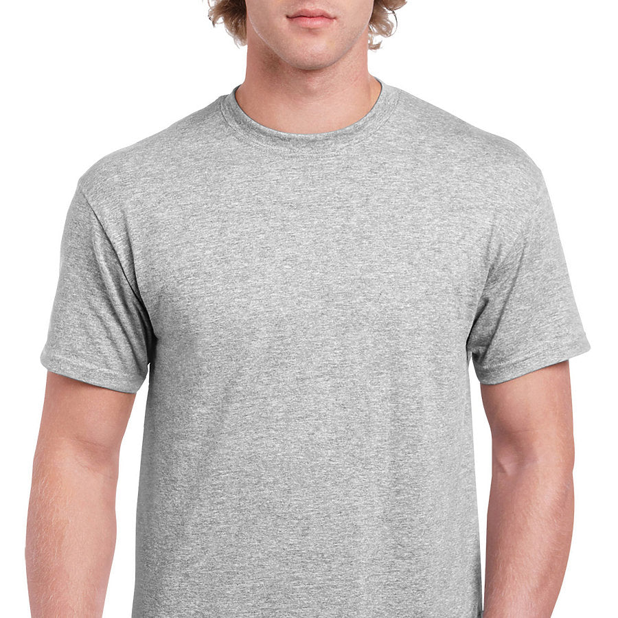 Product image of RS Sport Grey Gildan H000 - Hammer Adult T-Shirt