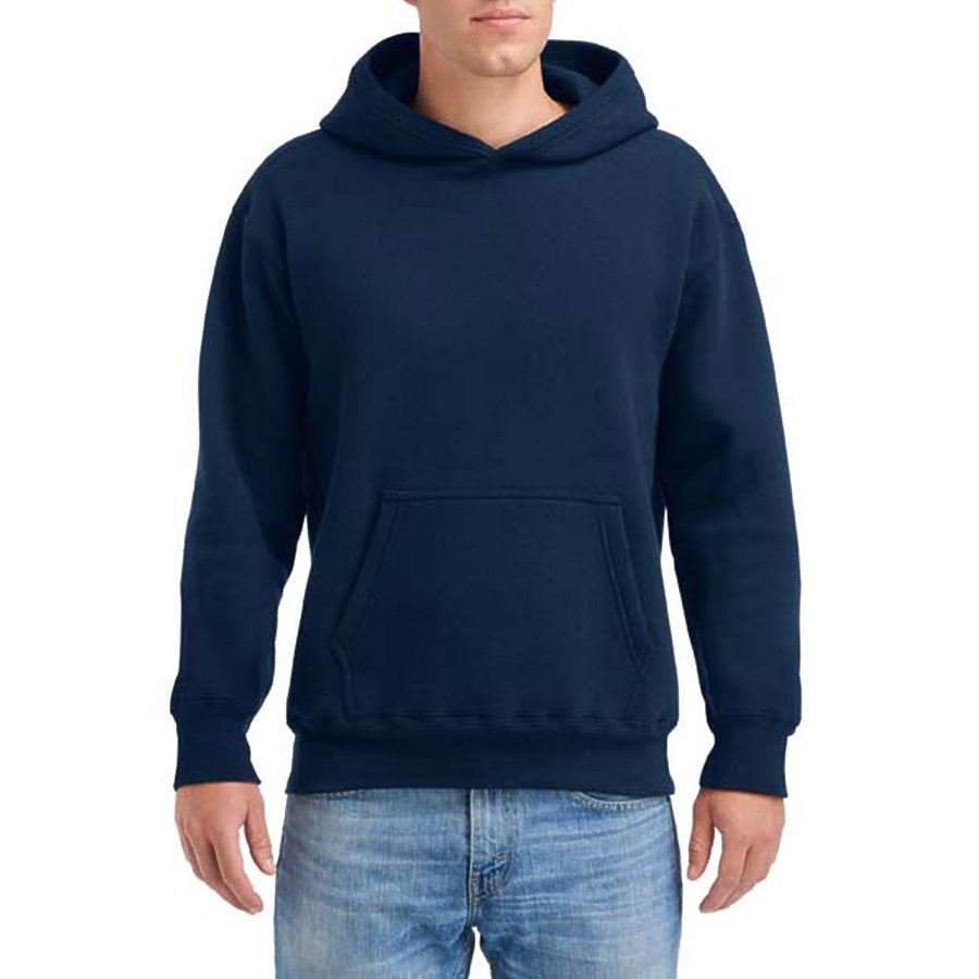 Product image of Sp Drk Navy Gildan HF500 - Adult Hammer Fleece