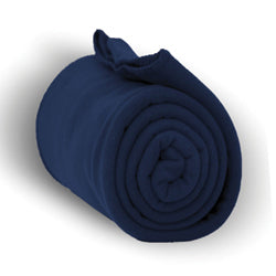 Product image of Navy Liberty Bags 8700 - Fleece Throw