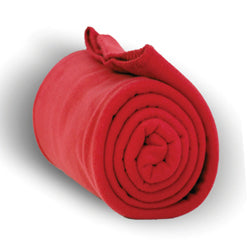 Product image of Red Liberty Bags 8700 - Fleece Throw