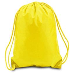 Product image of Bright Yellow Liberty Bags 8882 - Large Liberty Drawstring Backpack