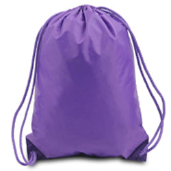 Product image of Purple Liberty Bags 8882 - Large Liberty Drawstring Backpack