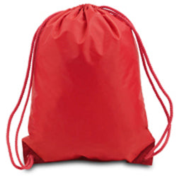 Product image of Red Liberty Bags 8882 - Large Liberty Drawstring Backpack