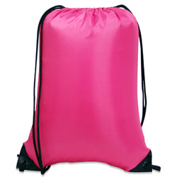 Product image of Hot Pink Liberty Bags 8886 - Value Drawstring Backpack