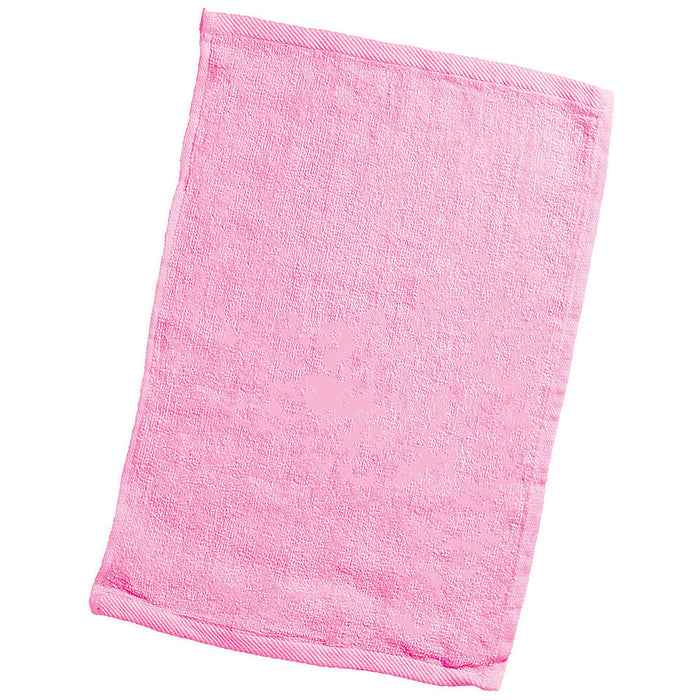 Product image of Lt Pink Q-Tees T600 - Hemmed Fingertip Towel