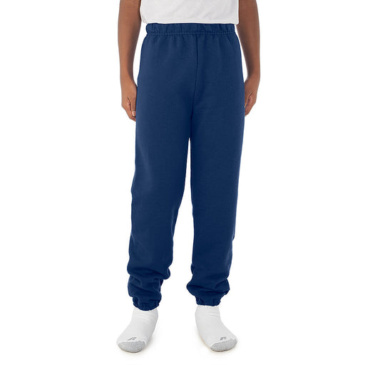Product image of J Navy JERZEES 973BR - NuBlend Youth Sweatpants