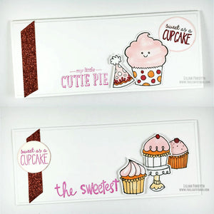 Operation Smile Fundraiser - Cutie Pie Slimline Card Set of 2