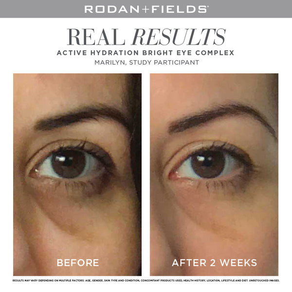 R+F ENHANCEMENTS ACTIVE HYDRATION BRIGHT EYE COMPLEX