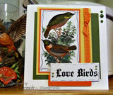 Digital Stamp Set - Love Birds (by Stamprints)