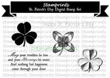 Digital Stamp Set - St. Patrick's Day (by Stamprints)