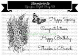 Digital Stamp Set - Springtime (by Stamprints)