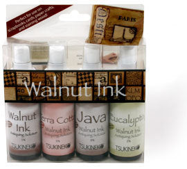Walnut Ink 4-Color Kit