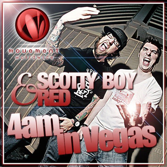 DJ Red & Scotty Boy - 4am In Vegas