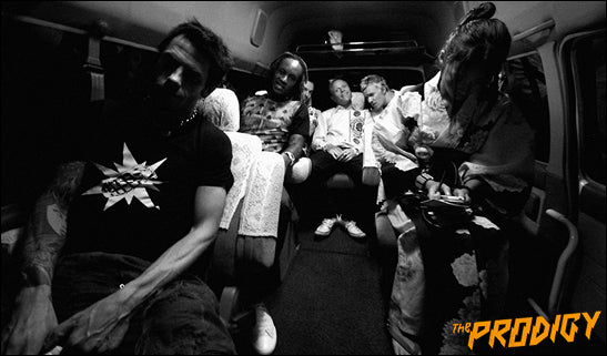 Junkytees on Tour with the Prodigy