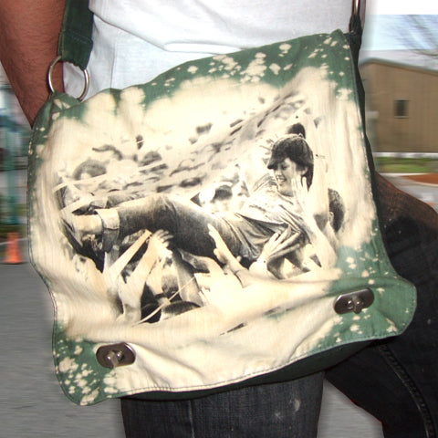 Surfer Messenger Bag