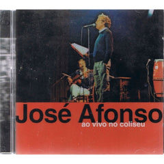 José Afonso, Ao vivo no Coliseu (2 CD)