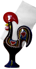 Galo de Barcelos / Rooster of Portugal - Porta Guardanapos