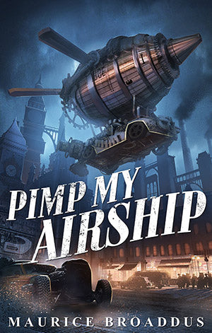 Pimp My Airship (Novel Excerpt)