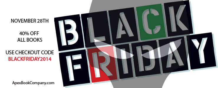 Apex publications science fiction fantasy and horror blog tagged black friday is upon us the time to buckle down and get serious about holiday shopping if youre like me you already have a list of everyone you want to fandeluxe Images