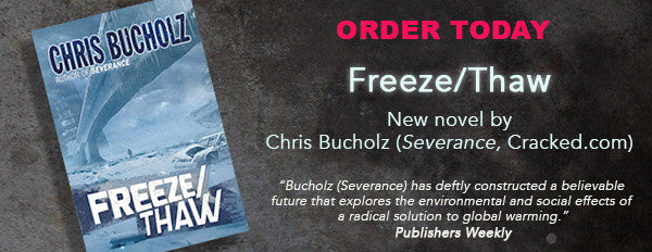Buy Freeze/Thaw by Chris Bucholz