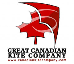 Flying Kites from Great Canadian Kite Company