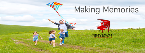 kites are memory makers