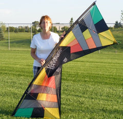 Andrea - Great Canadian Kite Co. revolution B-Series kite