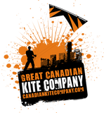 Corporate logo Kites at Great Canadian Kite Company