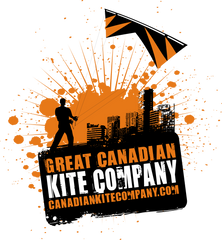 Great Canadian Kite Company - Canada and USA - kites of all sorts
