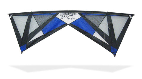 Reflex 1.5 RX  Revolution Kite - Dark Blue - Great Canadian Kite Company