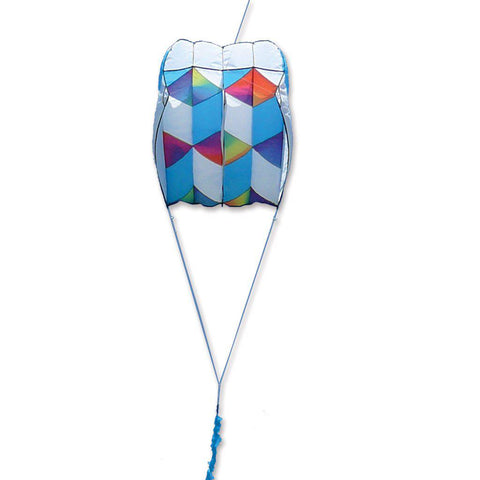 Killip 10 Foil Kite- Rainbow Cubes - Great Canadian Kite Company