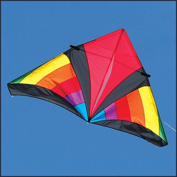 7ft Levitation Delta Kite, Into The Wind - Great Canadian Kite Co