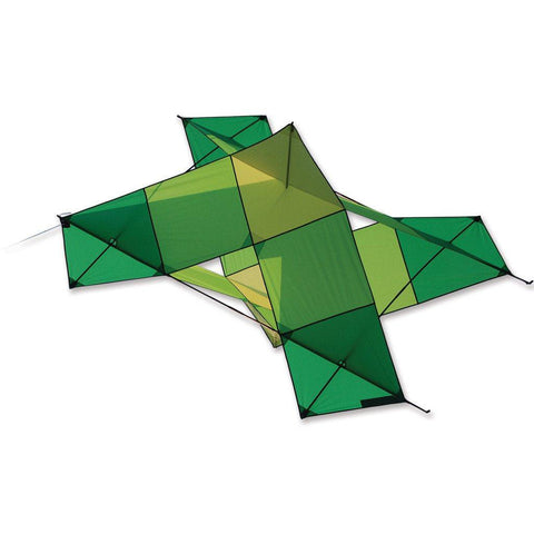 Key Lime Dimension X Kite by Premier Kites - Great Canadian Kite Company