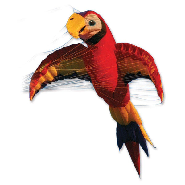 9 ft. Macaw Kite - Line Laundry - Great Canadian Kite Company