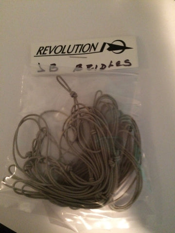 Replacement Bridle for Revolution B- Series 1.5 by Revolution Kites - Great Canadian Kite Company