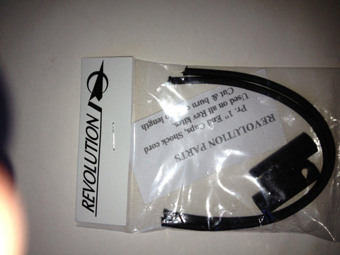 Replacement Bungee and Cap for Revolution kites by Revolution Kites - Great Canadian Kite Company