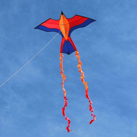 Tropical Bird Kite (Stackable) - Great Canadian Kite Company