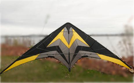 Silver Fox 2.3 Pro - Great Canadian Kite Company